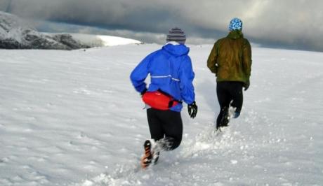 fell winter training