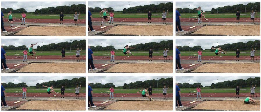 Track & Field finale Aug2018