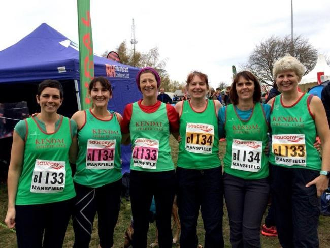 National Cross Country Relays –03/11/2018